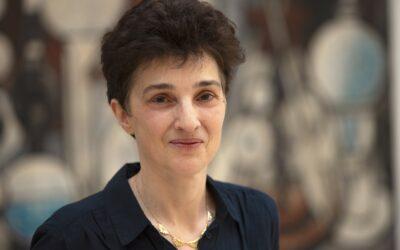 Isabelle Margaill, assesseure en charge de la pédagogie