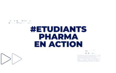 #EtudiantsPharmaEnAction