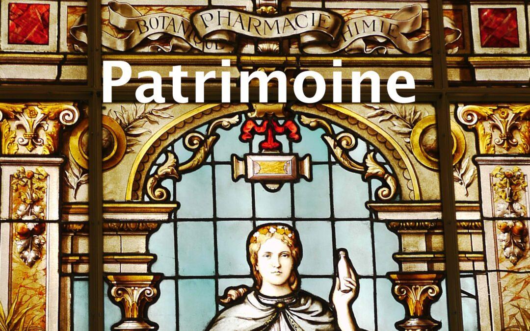 Patrimoine : Le vitrail d'Émile Hirsch