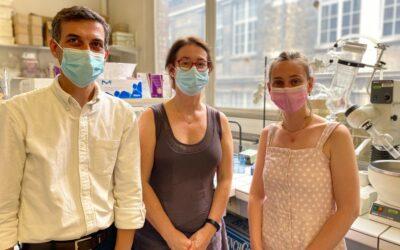 Rencontre avec Louise Fliedel et son équipe de l'Unité des Technologies Chimiques et Biologiques pour la Santé